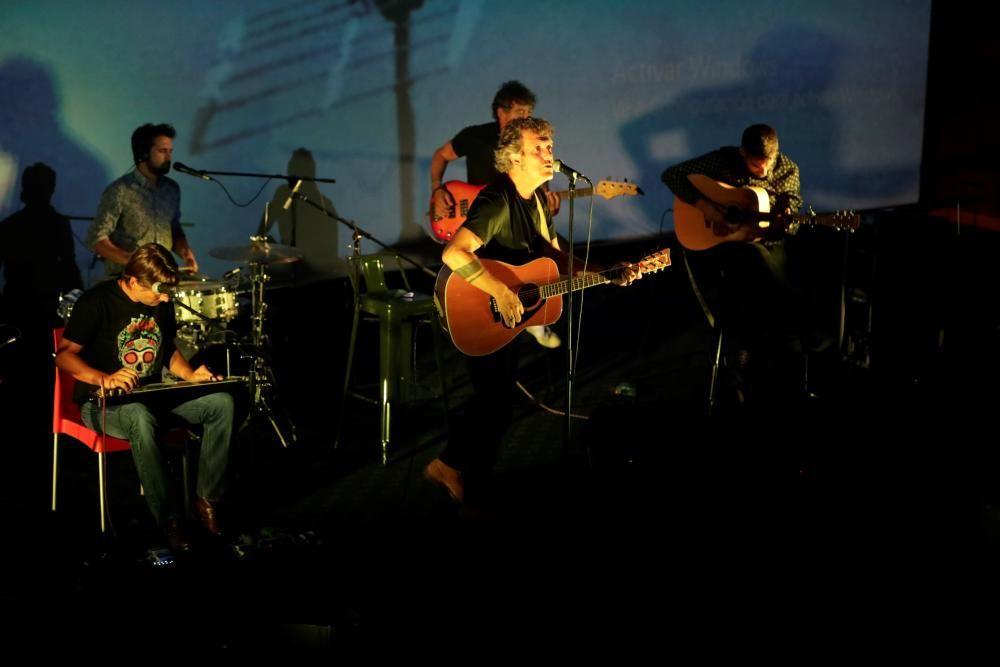 Pep Suasi presenta en los Ocimax su nuevo disco, 'Que triomfi l'amor'