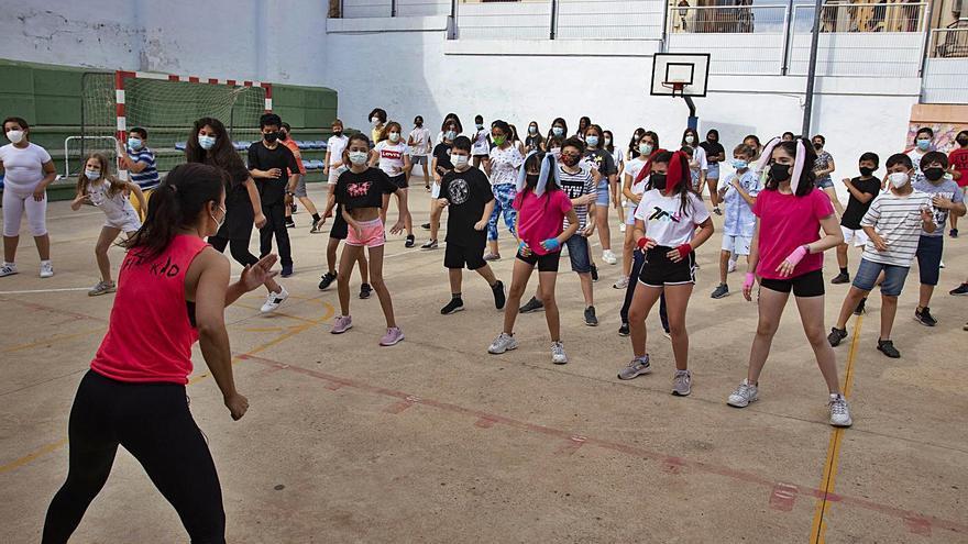 Setmana Cultural en el CEIP Martínez Bellver