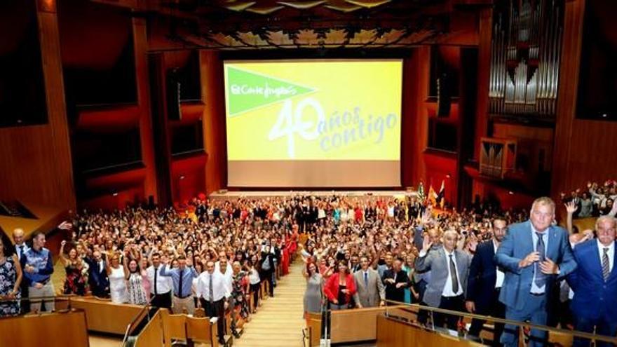 El Corte Inglés celebra 40 años en Canarias con 97 centros abiertos en las Islas