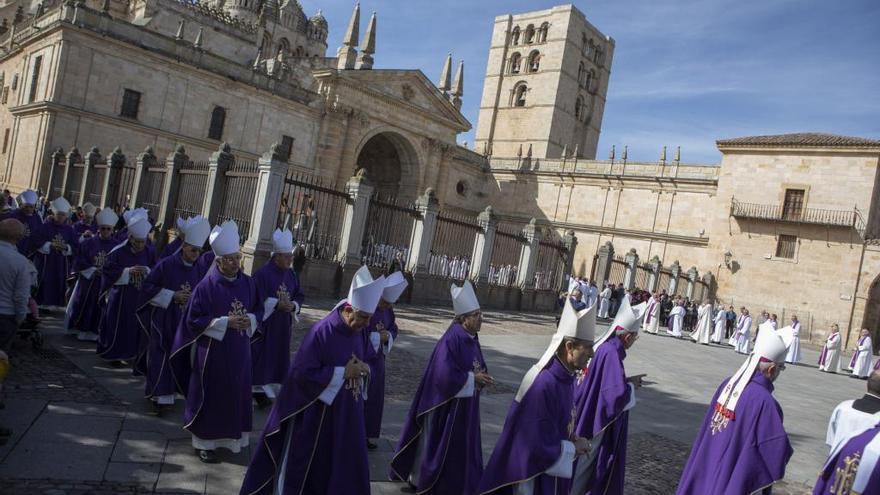 La Catedral de Zamora acogerá una misa por los fallecidos por coronavirus