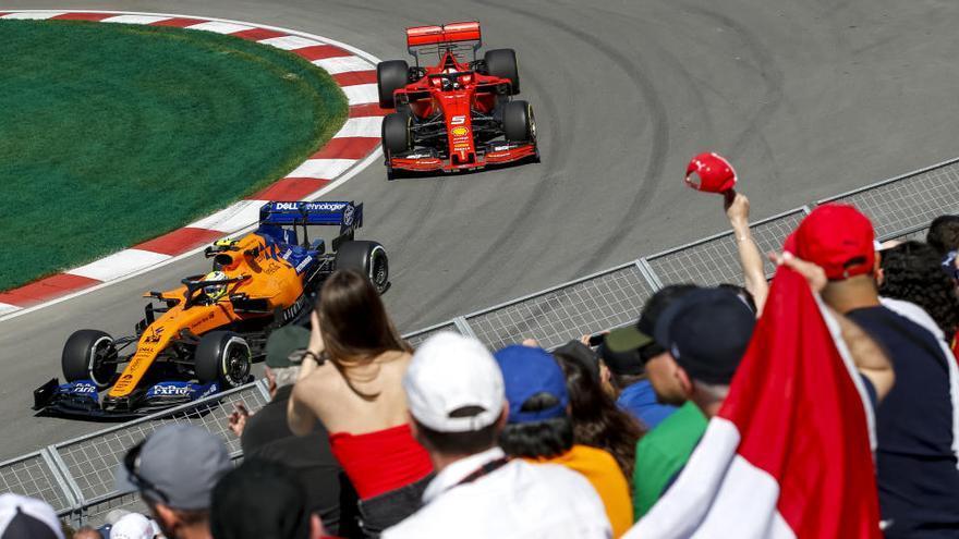 La F1 anuncia 23 carreras en 2021, entre ellas Arabia Saudí