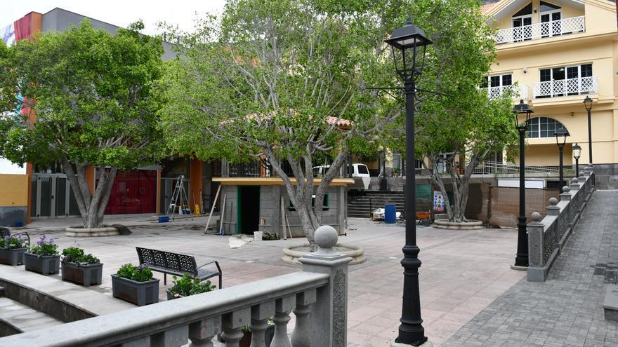 Mogán mejorará la estética y accesibilidad de la Plaza Sarmiento y Coto