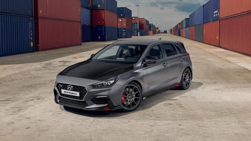 La nueva edición limitada Hyundai i30 N Project C ya está disponible en España