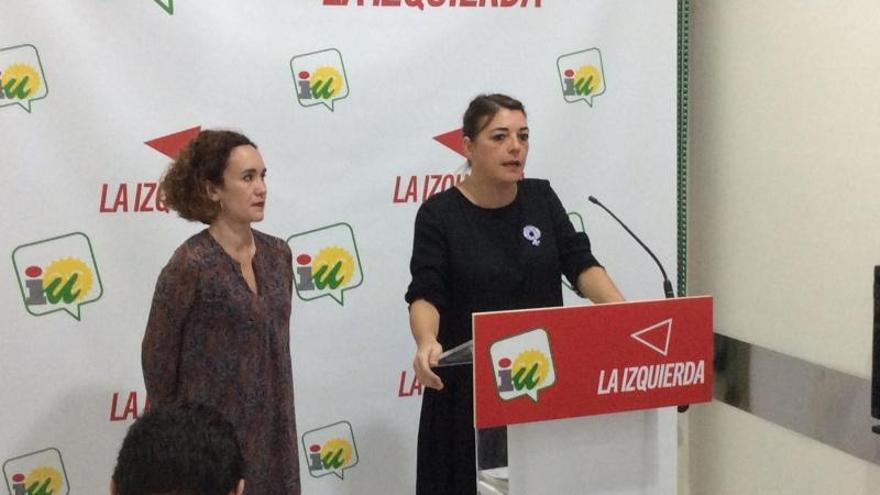 Cortés señala que las políticas feministas han sido las grandes ausentes del gobierno de Díaz