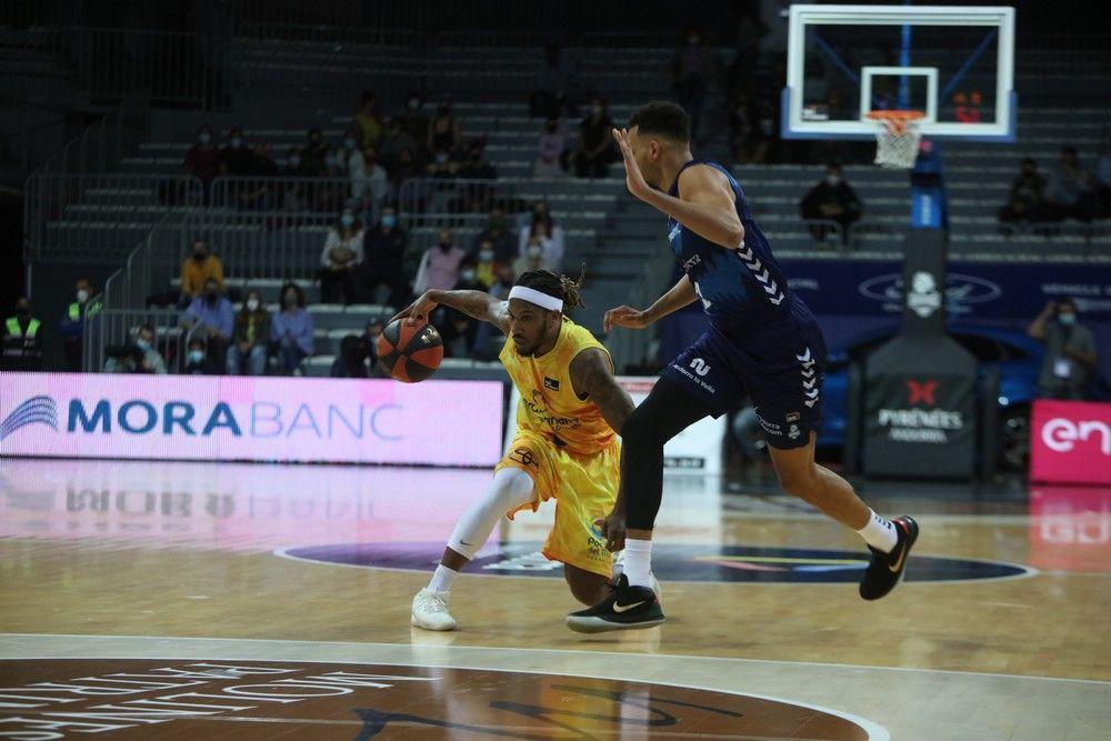 Morabanc Andorra - CB Gran Canaria