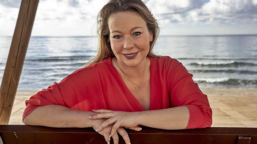 Cristina Goyanes: «Dedicarse al teatro siempre ha sido un ejercicio de valientes»