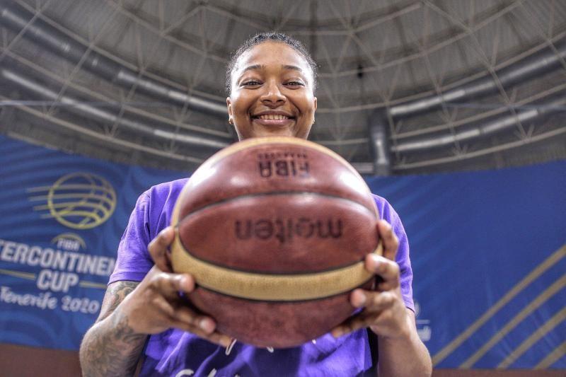 Media Day previo a la Copa de la Reina del Clarinos | 02/03/2020  | 02/03/2020 | Fotógrafo: María Pisaca Gámez