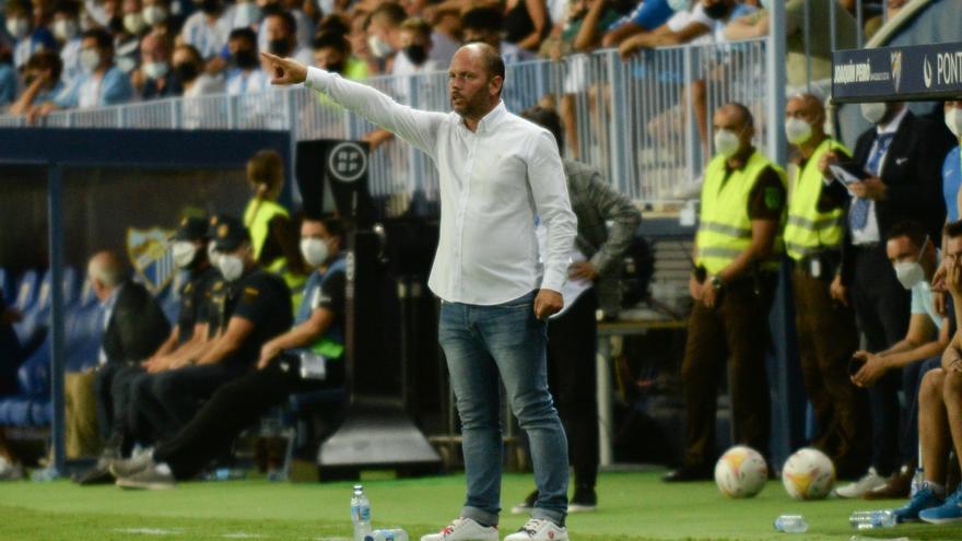 """José Alberto: """"Queremos que nuestros aficionados se sientan orgullosos"""""""