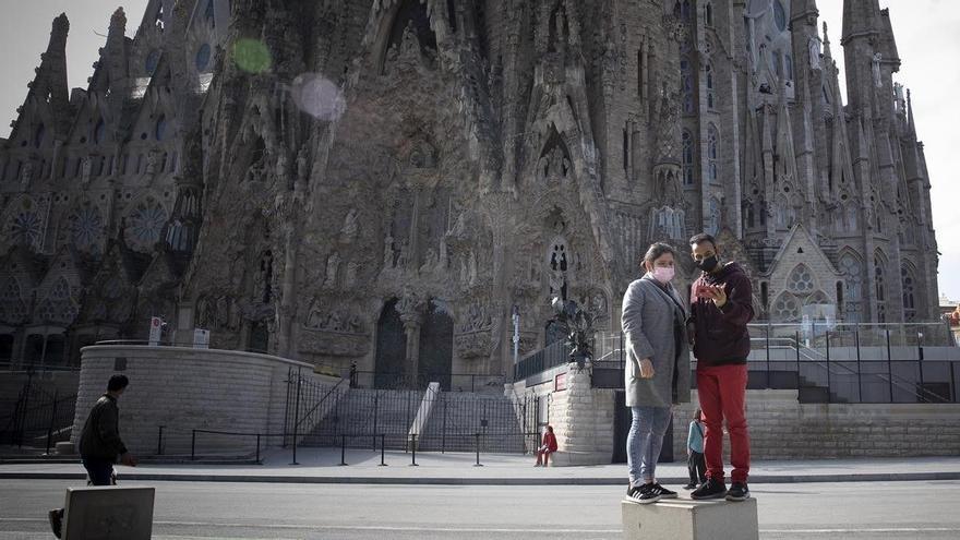 El 'annus horribilis' del turismo cerró con 19 millones de visitantes, un 77% menos