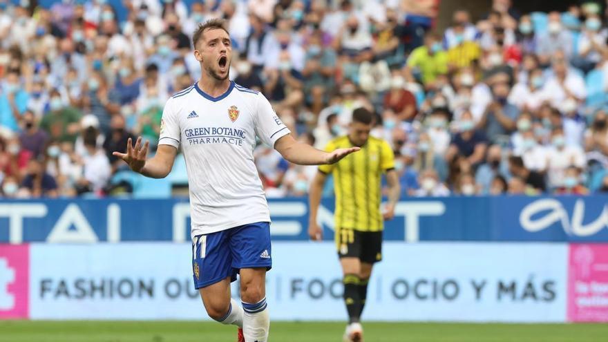 Real Zaragoza-SD Ponferradina: Aliviar la tensión
