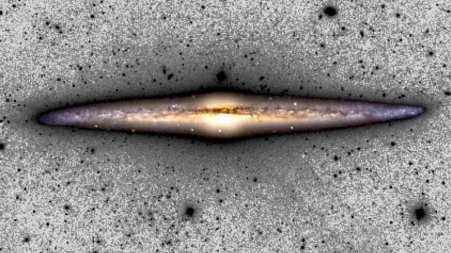 La Vía Láctea, cada vez más grande