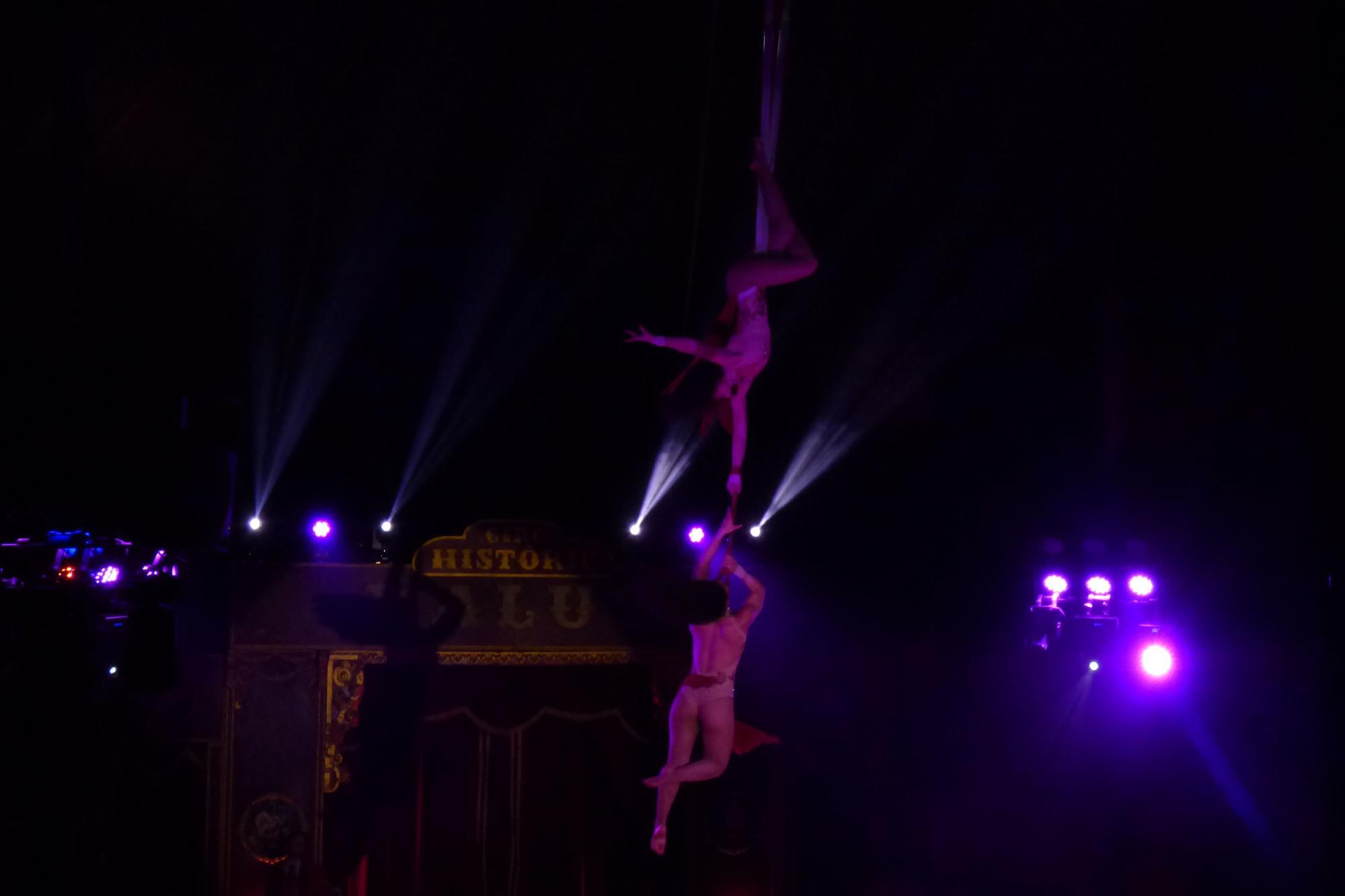 El Circ Històric Raluy porta el seu espectacle Vekante a Figueres