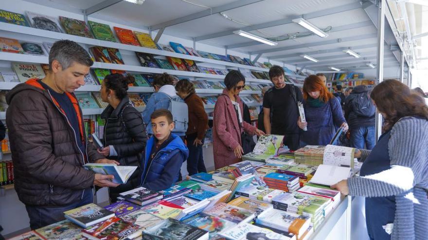 La Plaça del Llibre vol superar-se
