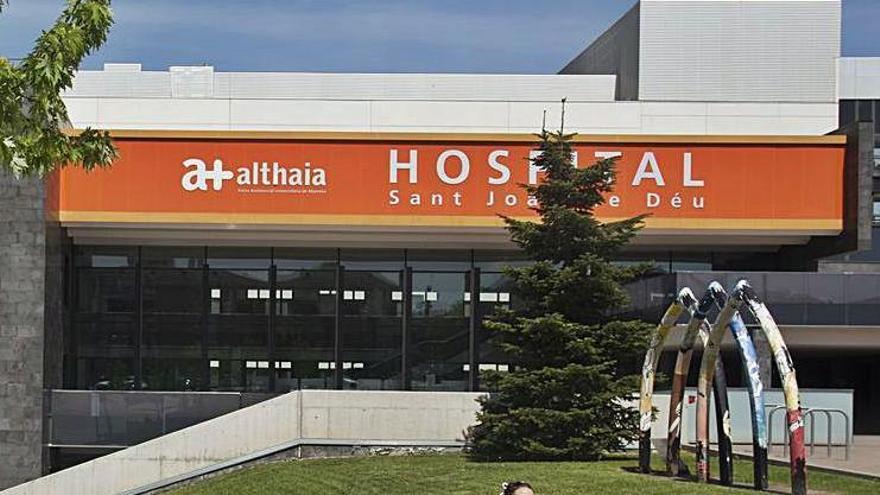 Els germans de Sant Joan de Déu marxen de l'hospital de Manresa després de 89 anys