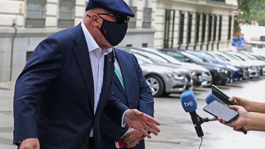 Villarejo afirma que sus reuniones con Cospedal eran de carácter profesional