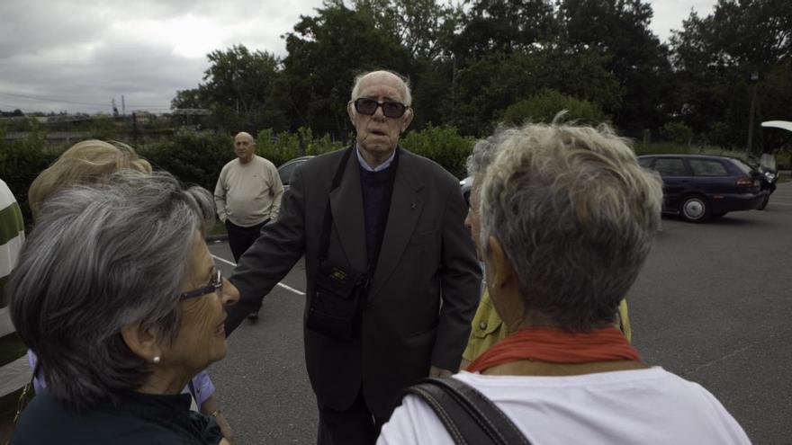 Fallece Pedro Niño, referente de los misioneros asturianos