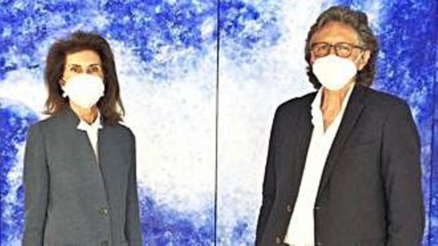 Caeb y Meliá dan su apoyo a la Plataforma Vacunas. Salud y Economía