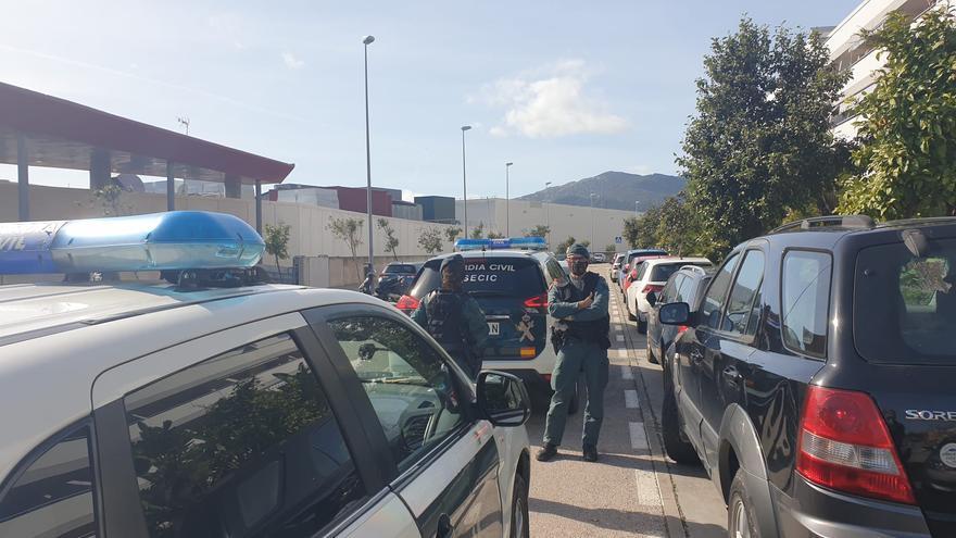 Golpe al tráfico internacional de cocaína en Málaga, Algeciras y Sevilla