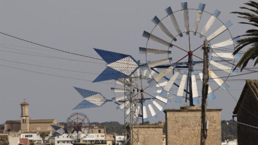 Inselrat rettet 17 Windräder im Hinterland der Playa de Palma