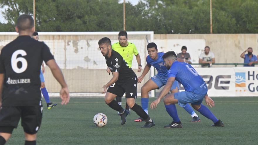 El Castellón salda con un amplio triunfo su visita al San Pedro (0-7)