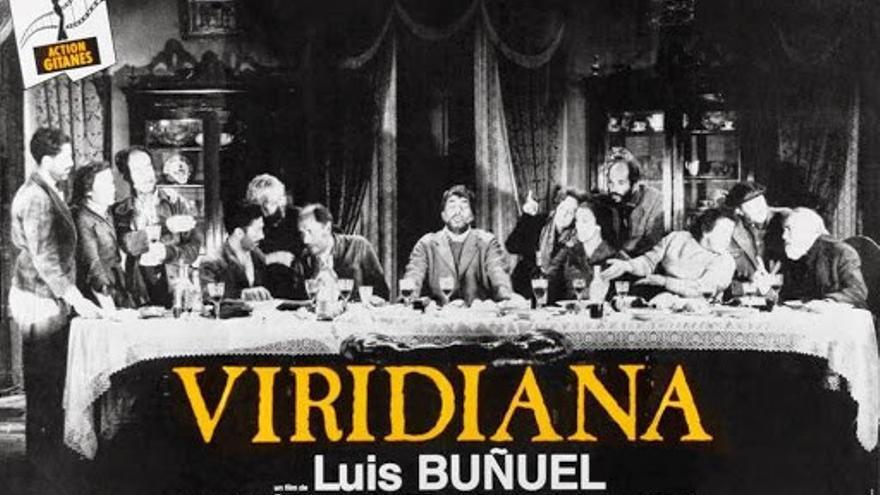 Proyección Viridiana de Buñuel