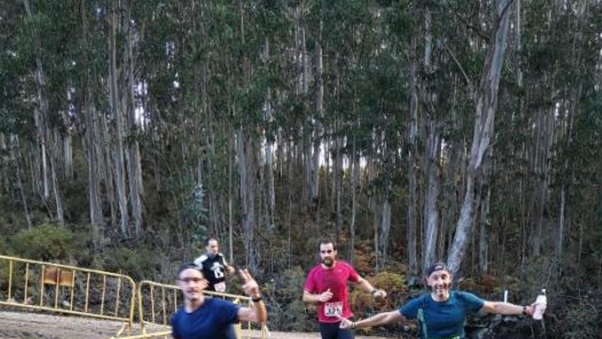 Prieto y Figueroa se cuelgan el oro en la 21K Costa da Vela