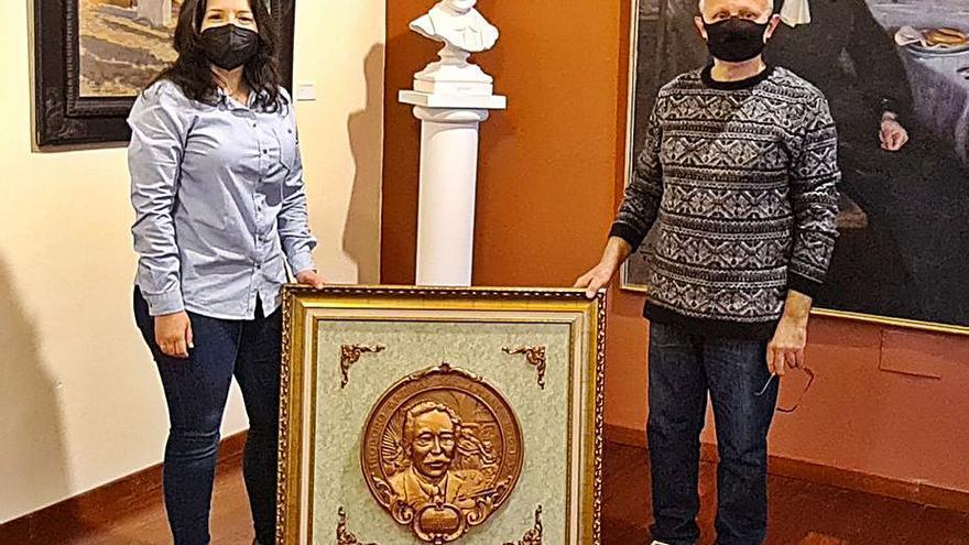 El museo de Alzira amplía el fondo de Teodoro Andreu