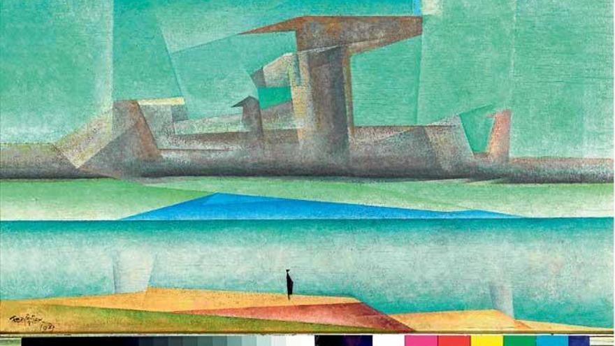 Lyonel Feininger: Der große Künstler ist in Spanien noch ein Unbekannter