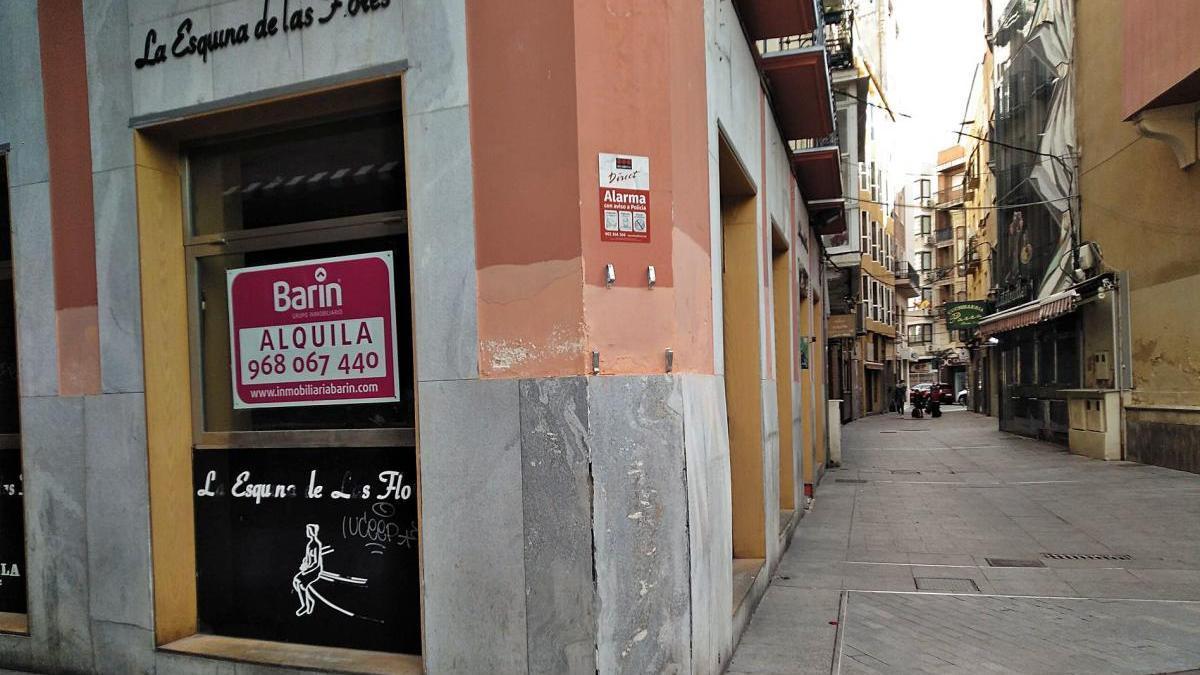 Récord de autónomos en la Región a pesar del cierre masivo de bares y tiendas