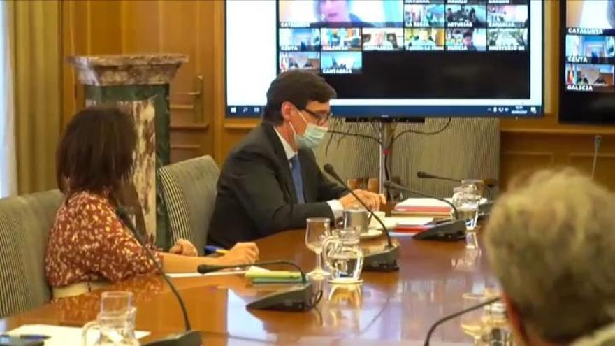 Madrid, Andalucía, Galicia y Cataluña votan en contra de la propuesta de Illa