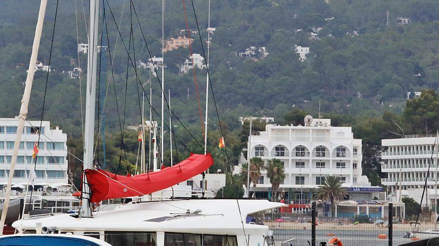 El alquiler de veleros en Ibiza cuelga el cartel de completo en julio y agosto