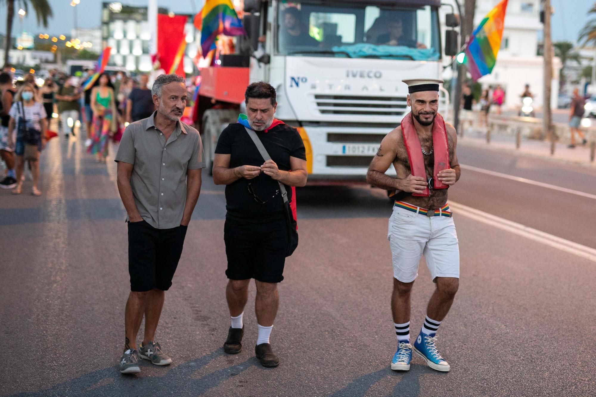Fin del Ibiza Pride 2021
