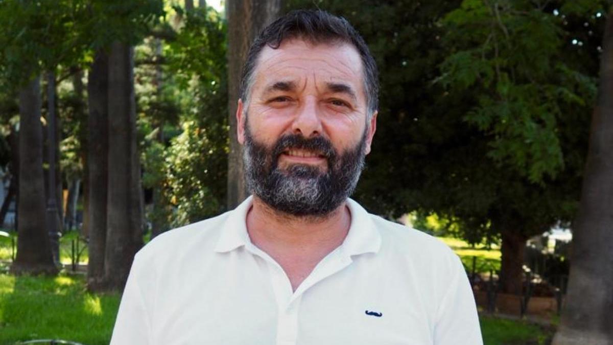 El concejal de El Perelló Oscar Torrado