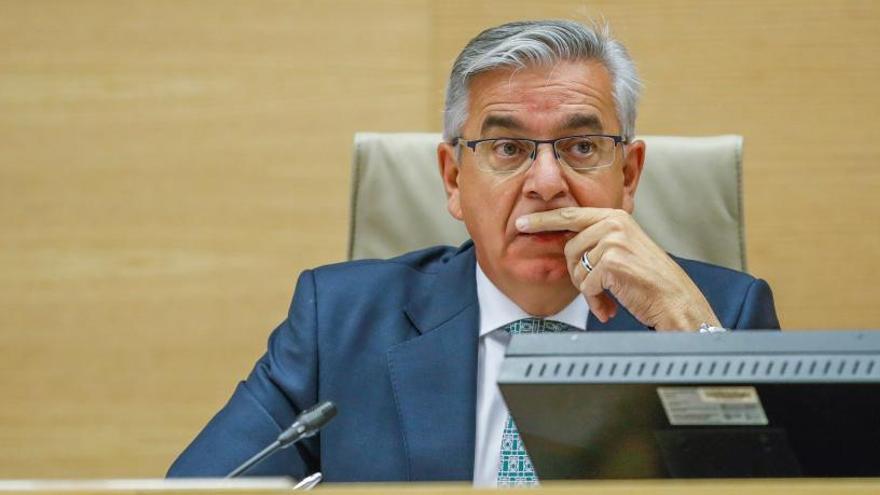 El jefe de la UCO se niega a revelar datos de la presunta financiación B del PP