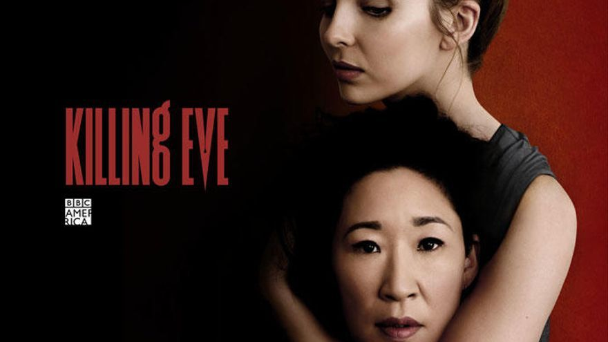La 2ª temporada de 'Killing Eve' llegará en abril