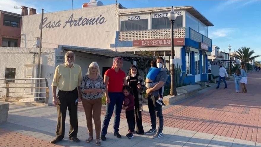 Un emblemático restaurante de Torre la Sal en peligro tras 70 años en servicio