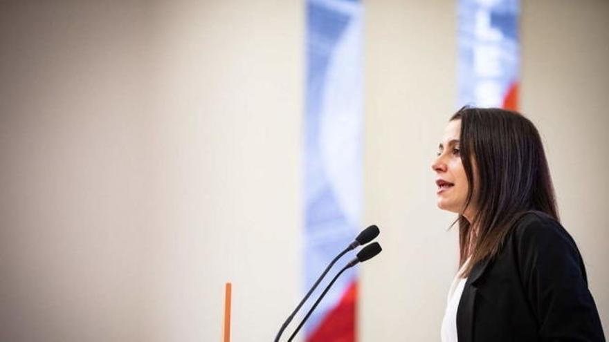 Arrimadas llama a Sánchez para pedir plan nacional y ofrece apoyo a un estado de alarma