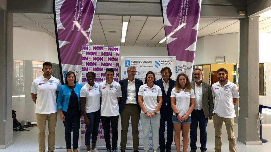 Nova convocatoria de axudas ós deportistas galegos de alto nivel