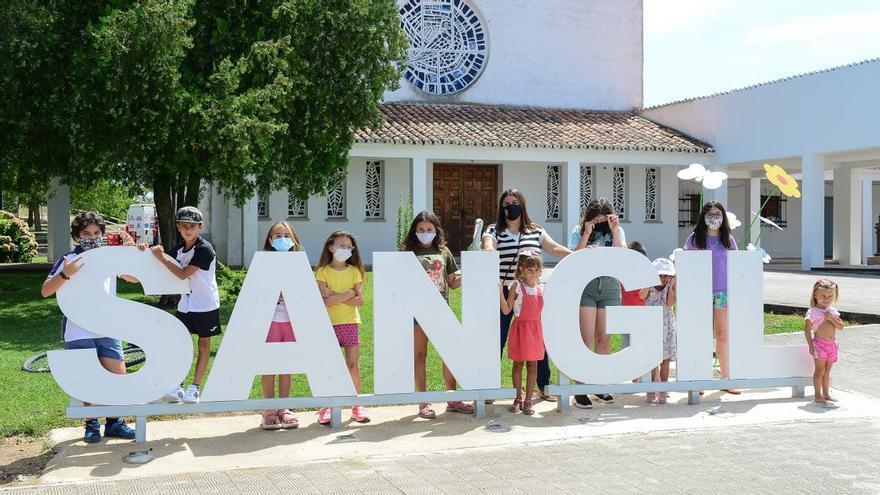 San Gil inicia la celebración de su 50 aniversario como pueblo de colonización