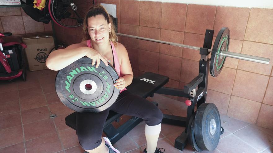 Montse Alcoba acaba 7a als Jocs Paralímpics