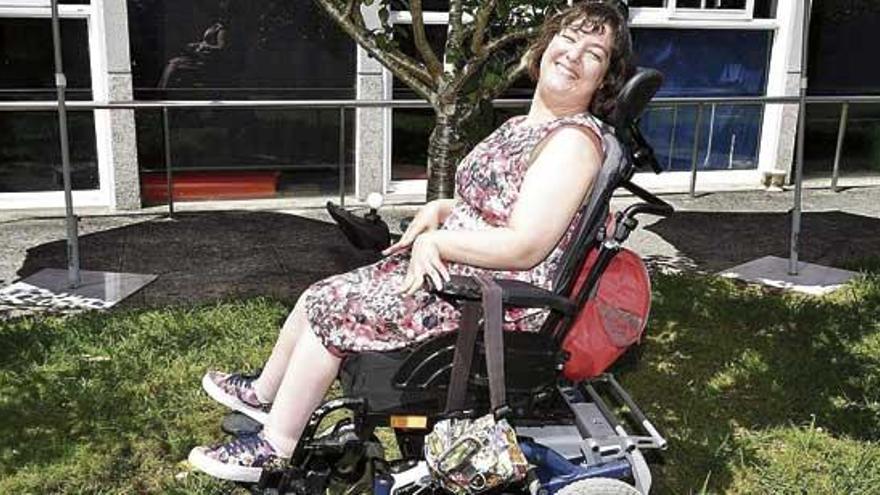"""""""Las personas en silla de ruedas tenemos derecho a ir cómodas y a la moda"""""""