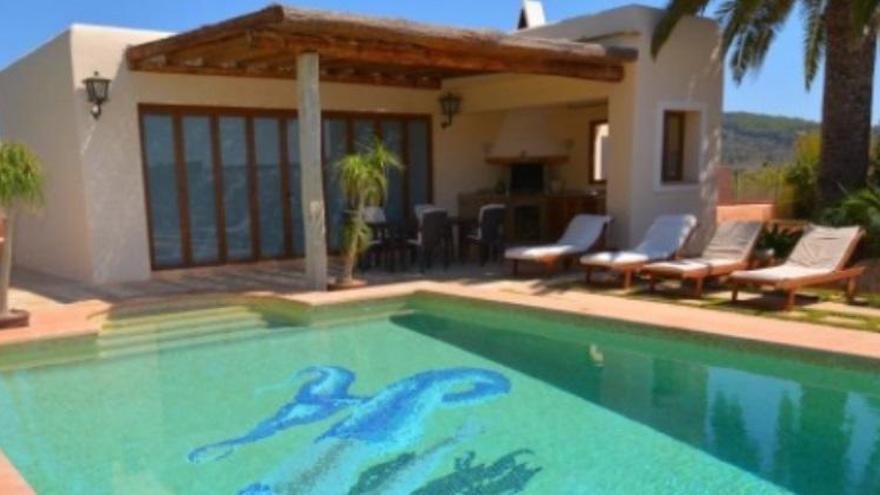 Casas en venta en Sant Joan, vida tranquila al norte de Ibiza