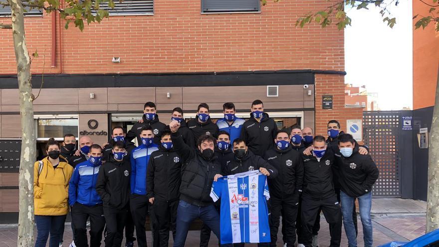 El Atlético Benavente se lleva el máximo botín en Leganés