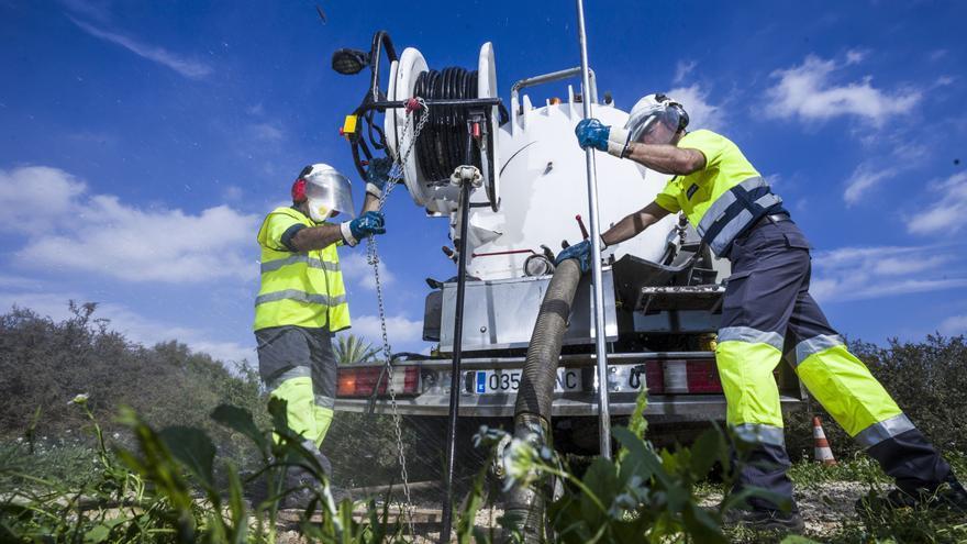 Hidraqua concluye la digitalización de las redes de alcantarillado para aumentar eficiencia y reducir incidencias