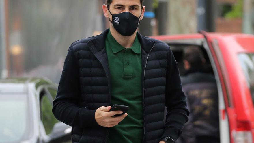 Iker Casillas emite un comunicado tras los rumores de infidelidad