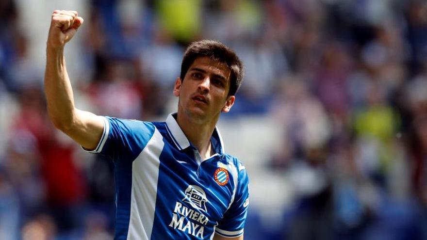 Gerard Moreno apareix de nou per salvar l'Espanyol