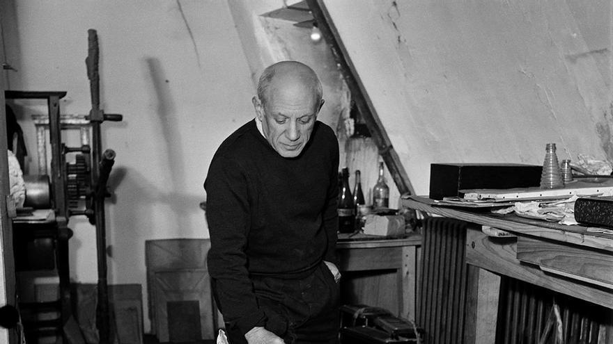El gramófono surrealista de Pablo Picasso