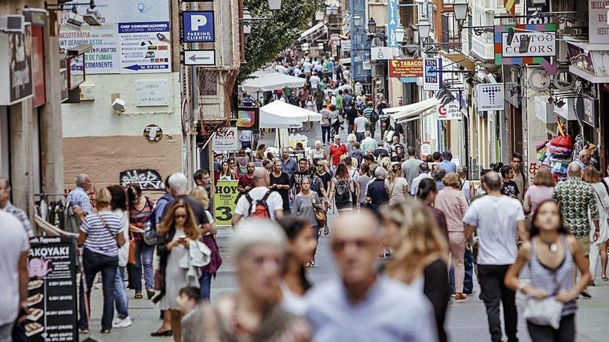 Trotz Corona kein Bevölkerungsrückgang auf Mallorca