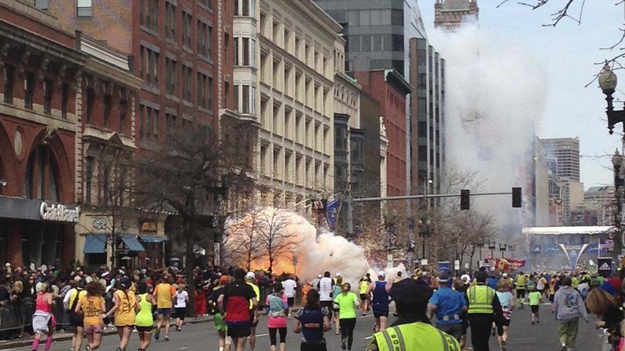Trump pide la pena de muerte para el responsable del atentado terrorista de Boston