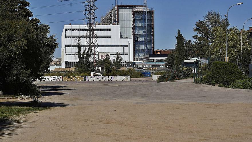 Girona vol tirar endavant l'aparcament dissuasiu  de pagament a Mas Gri